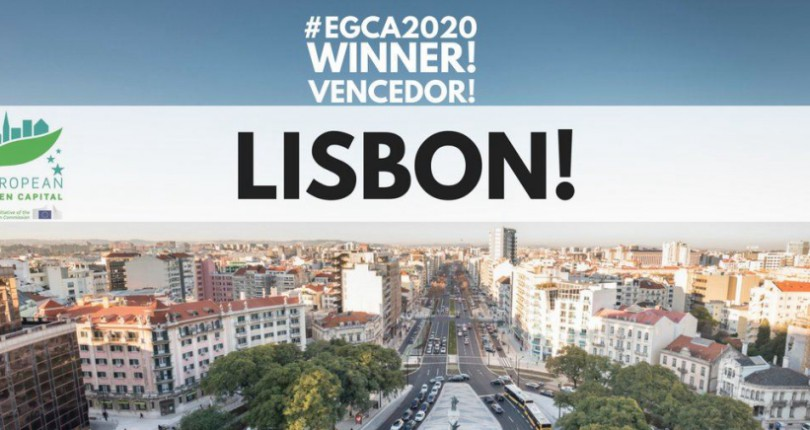 Portugal is The Finalist of Green Capital of Europe in 2020