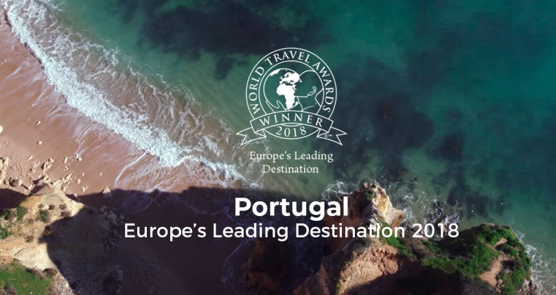 Portugal Chosen as Europe's Leading Destination for the Second Time